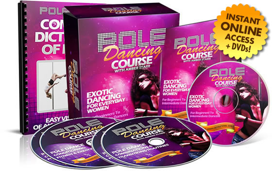 Amber Starr's Pole Dancing Course