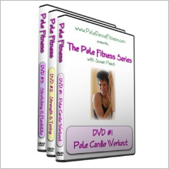 pole dance fitness dvds