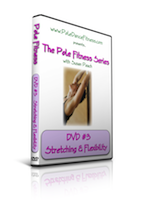 Pole stretching DVD