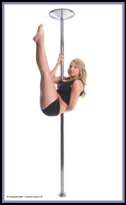 XPole Rotating Dance Pole