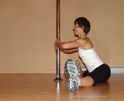 Pole Flexibilit Stretch