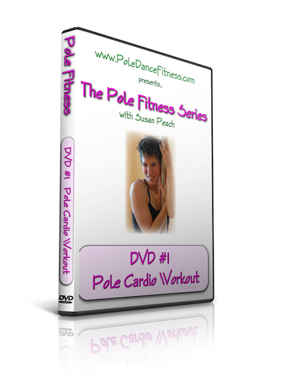 Cardio Pole Workout DVD