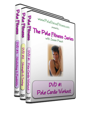pole fitness DVDs