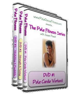 Pole dance dvds