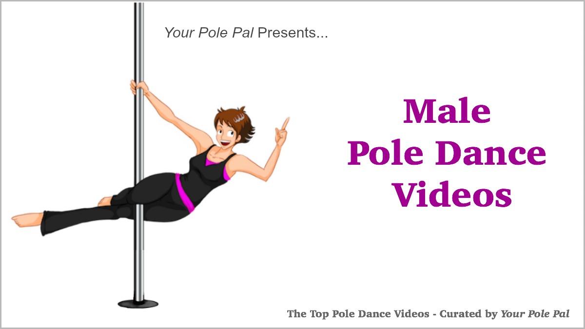 male pole dancers