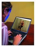 online pole dancing lessons