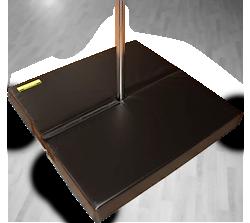 pole safety mat