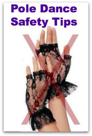 pole dance safety tips