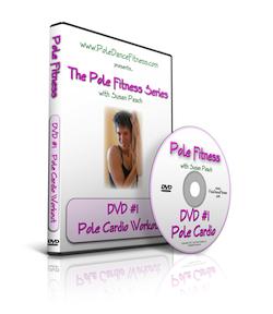 Pole DanceFitness DVD - Cardio