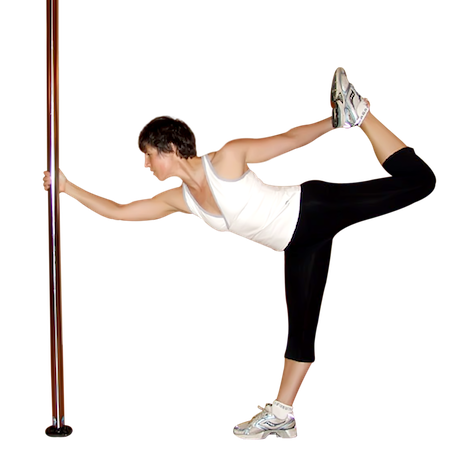 pole dancing exercise  fitness info